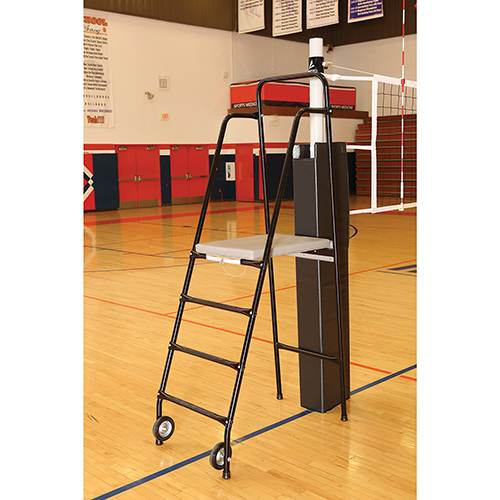 Folding Volleyball Judge's Stand
