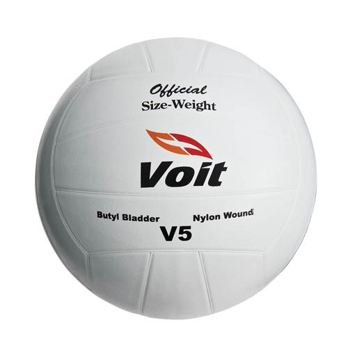 Voit® V5 Rubber Volleyball