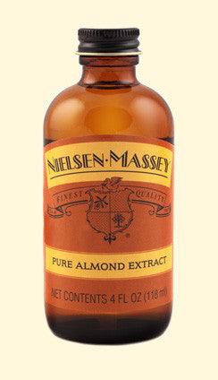 Nielsen-Massey Almond Extract 4oz