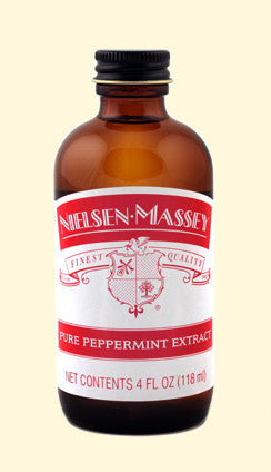 Nielsen-Massey Pure Peppermint Extract, 4oz