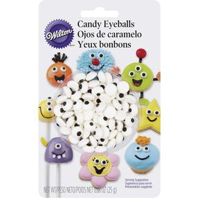 Small Candy Eyeballs