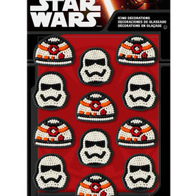 Star Wars Icing Decorations