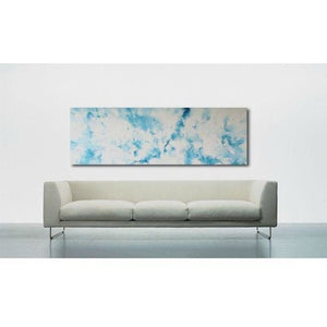 Clouds - 152cm x 61cm - Original-Techura Art & Design