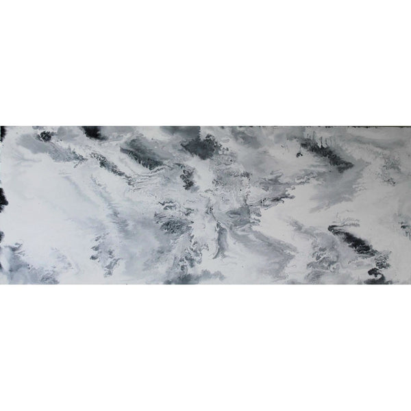 Marble Revelation - 152cm x 61cm - Original-Techura Art & Design