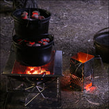 Most Popular OzWit's Family Camp Oven Pack, Spun Steel .