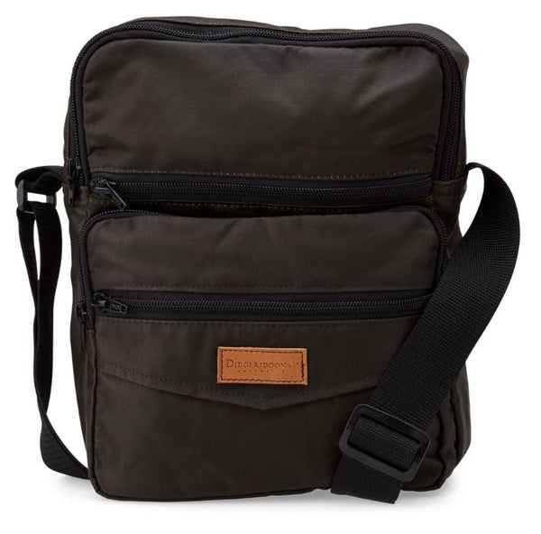 Oilskin casual bag is great for everyday use