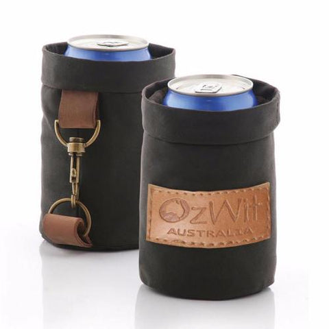 Insulated can cooler