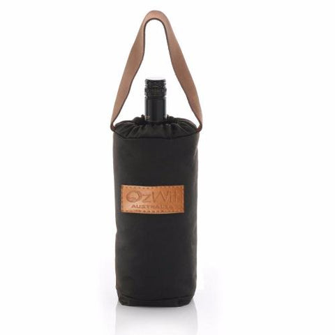 Oilskin Woolly wine cooler