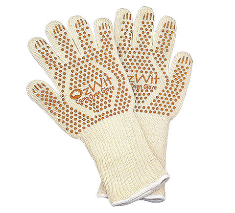 OzWit Heat Resistant Gloves SMALL