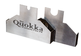 Rotisserie Brackets for the Quokka Folding Fire Pit