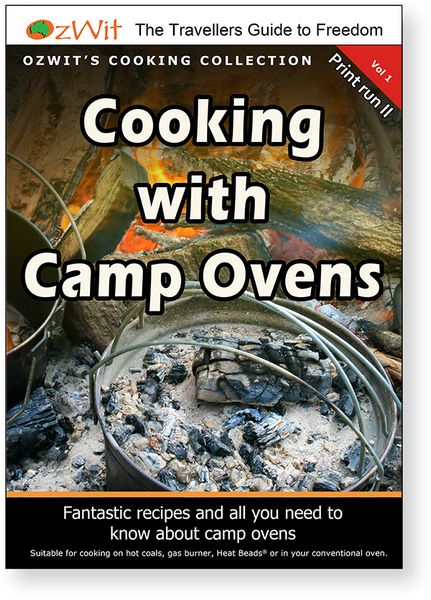 Cooking with Camp Ovens, Camp Oven Recipes, camp oven cooking