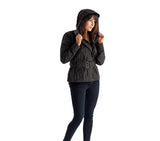 Women's Oilskin Belted Jacket