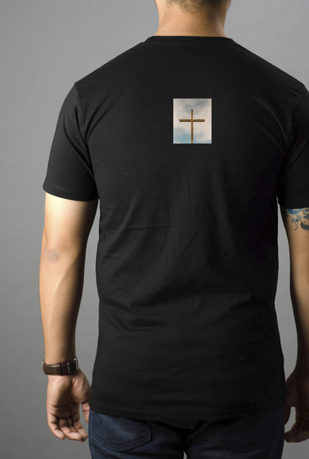 CROSS ALL T-SHIRT