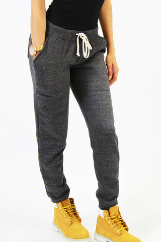 Anytime Anywhere Signed-Grey joggers