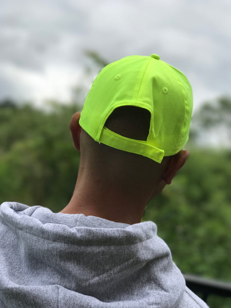 TPE LIME DAD-HAT