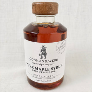 Pure organic maple syurp - Clover Lane Crates, Select a Product - Clover Lane Crates