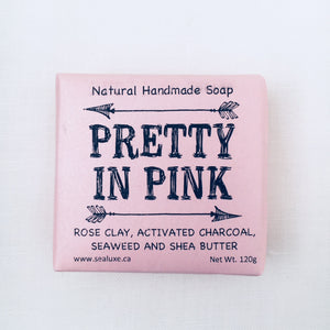 Pretty in Pink Soap - Clover Lane Crates, Select a Product - Clover Lane Crates