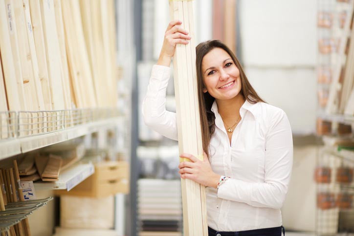 Why Women Love Their Local Hardware Store