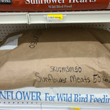 50# Sunflower Meats/Chips