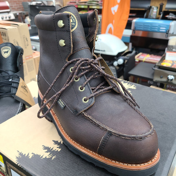"Red Wing Shoe Irish Setter Brand Wingshooter 7"" Waterproof Dark Leather Boot, size 13dm"