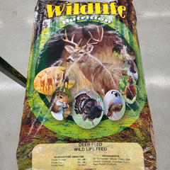 Wildlife Nutrition Deer and Wildlife Feed, 50 LB bag