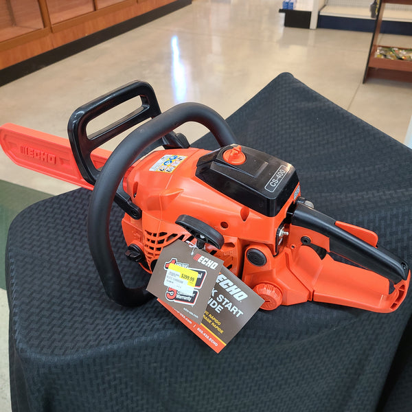 "Echo CS-400 Chainsaw with 18"" Bar Length"