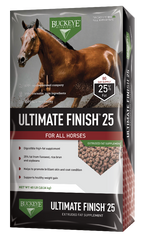 Buckeye Ultimate Finish 25 For All Horses