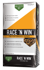 Buckeye Race'N Win Textured Feed