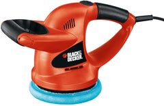 "Black & Decker 6"" Random Orbit Waxer/Polisher"
