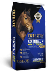 Tribute Equine Nutrition Essential K with Fly Control