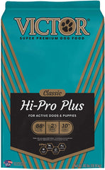 Victor Hi-Pro Plus for Active Dogs and Puppies