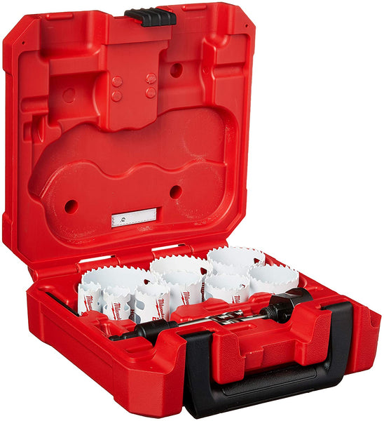 Milwaukee 13- Piece General Purpose Hole Dozer Hole Saw Kit