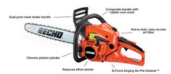 "Echo CS-490 Chainsaw with 20"" Bar Length"