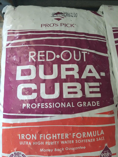 Dura - Cube Red out 50#