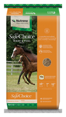 Nutrena SafeChoice Mare & Foal, 50 LB Bag