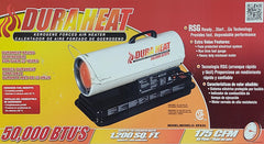 HEATER FORCED AIR 50K/45K