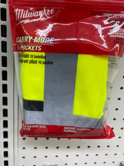 Safety vest high vis. Size small
