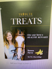 Tribute Banana treats 3#