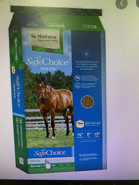 Nutrena Safe Choice Senior