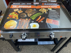 "Blackstone 28"" griddle 6519979"