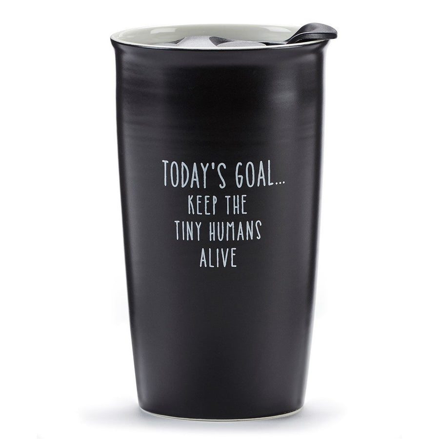 Today's Goal - Travel Mug