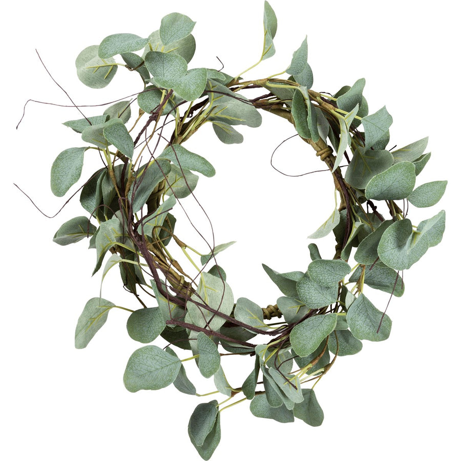 Eucalyptus Candle Ring