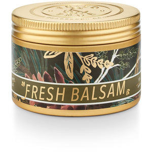 Fresh Balsam Small Tin Candle