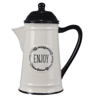 Georgia Coffee Pot