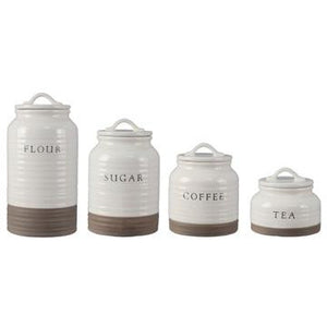 Danny Canister Set
