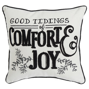 Good Tidings Pillow