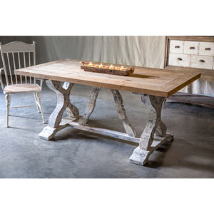Helan - Farmhouse Dining Table