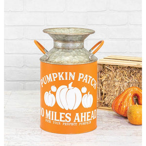 Pumpkin Patch Jug