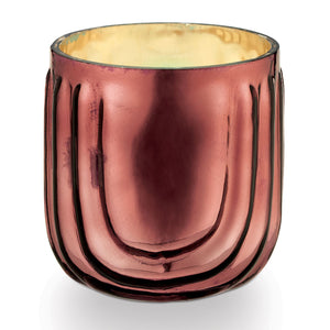 Bon Bon Pressed Glass Candle