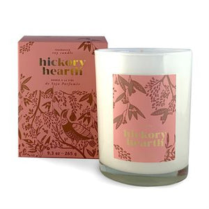 Hickory Hearth Limited Edition Candle